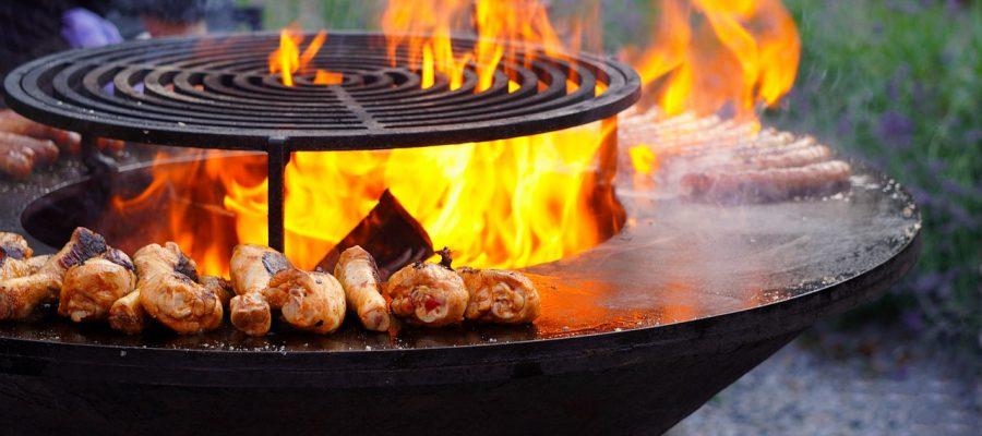 Choisir la viande du barbecue